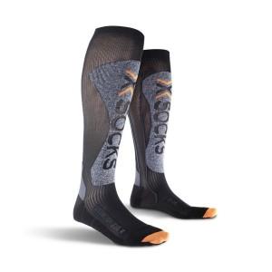 Sosete Schi X-Socks Ski Energizer Light Negre