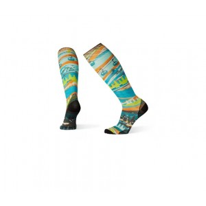 Sosete Ski Barbati Smartwool PHD Ultra Light 25Th Anniversary Print Multi Color (Multicolor)
