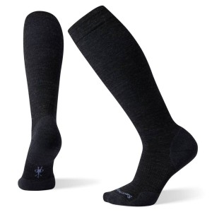 Sosete Femei Smartwool Compression Light Elite OTC Charcoal (Antracit)