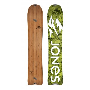 Splitboard Barbati Jones Hovercraft 2019