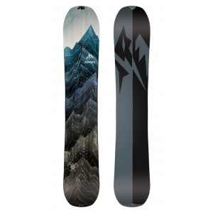 Splitboard Barbati Jones Solution 2019