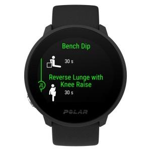 Ceas Fitness Polar Unite Negru S-L Wrist HR