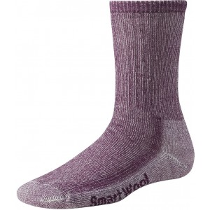 Sosete SmartWool Women's Hike Medium Crew Socks Purple