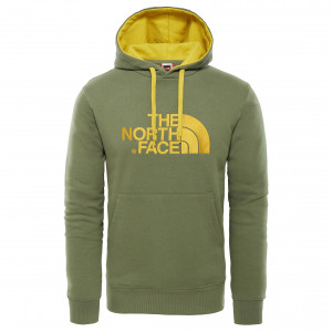 Hanorac Barbati The North Face Drew Peak Pulover Hoodie Kaki