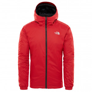Geaca Barbati Hiking The North Face Quest Insulated Rosu