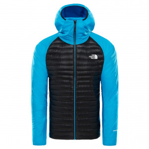 Geaca Barbati Hiking The North Face Verto Prima Hoodie Albastru