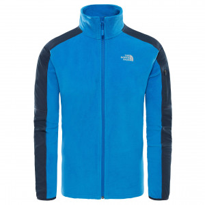 Polar Barbati The North Face Glacier Delta Full Zip Albastru