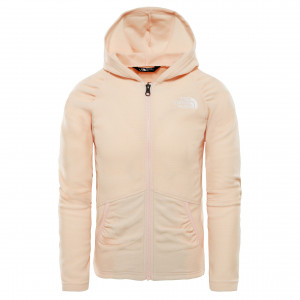 Hanorac Fete The North Face Mezzaluna Full Zip Hoodie Roz
