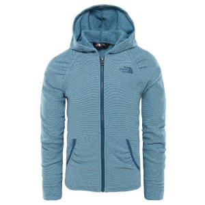 Hanorac Fete The North Face Mezzaluna Full Zip Hoodie Bleumarin