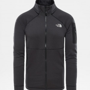 Bluza Mid-Layer Barbati Hiking The North Face Impendor Powerdry Negru