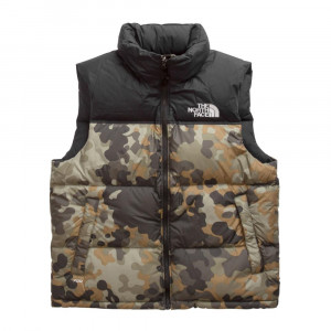 Vesta Barbati Hiking The North Face 1996 Seasonal Nuptse Camo