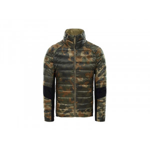 Geaca Barbati Hiking The North Face Crimptastic Hybrid Camo