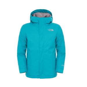 Geaca Copii Ski si Snowboard The North Face Snow Quest Turcoaz