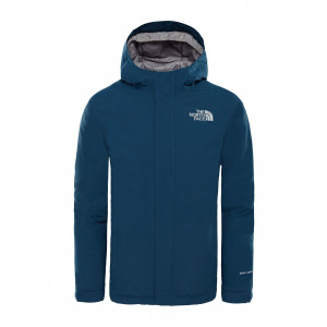 Geaca Copii Ski si Snowboard The North Face Snow Quest Bleumarin
