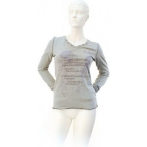Midlayer Volkl Ladies 23 LS Grey