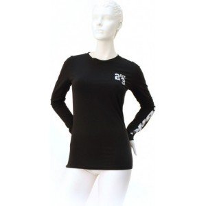 Bluza Volkl Silver 23 Long Sleeve Black
