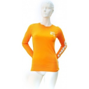 Bluza Volkl Silver 23 Long Sleeve Orange