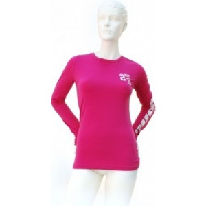 Bluza Volkl Silver 23 Long Sleeve Pink