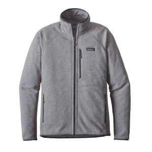Polar Barbati Patagonia Performance Better Sweater Feather Grey  (Gri)