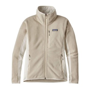 Polar Femei Patagonia Performance Better Sweater Bleached Stone  (Bej)