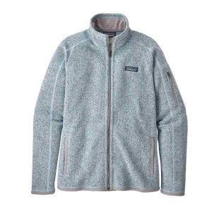 Polar Femei Patagonia Better Sweater Hawthorne Blue  (Bleu)