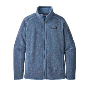 Polar Femei Patagonia Better Sweater Woolly Blue  (Albastru)