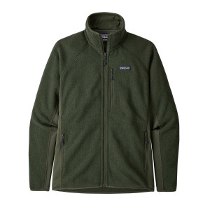 Polar Barbati Patagonia Performance Better Sweater Alder Green  (Verde)