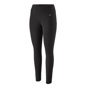 Pantaloni First Layer Femei Patagonia Cap TW Bottoms Black (Negru)