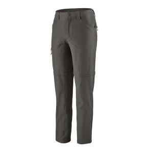 Pantaloni Drumetie Barbati Patagonia Quandary Convertible Pants Forge Grey (Antracit)