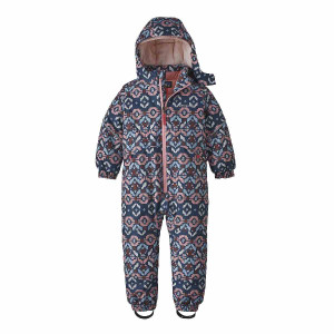 Combinezon Ski Copii 0-5 ani Patagonia Baby Snow Pile One-Piece Rosebud Pink (Multicolor)