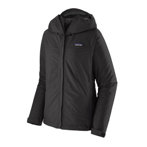 Geaca Hiking Femei Patagonia Insulated Torrentshell Black  (Negru)