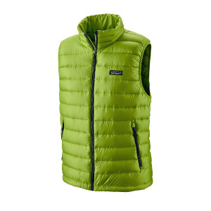 Vesta Puf Barbati Patagonia Down Sweater Vest Peppergrass Green  (Verde)