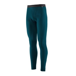 Pantaloni First Layer Barbati Patagonia Cap Air Bottoms Crater Blue (Bleumarin)