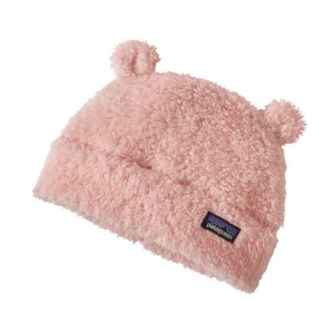 Caciula Copii Patagonia Baby Furry Friends Hat Seafan Pink (Multicolor)