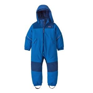 Combinezon Ski Copii Patagonia Baby Snow Pile One-Piece Bayou Blue (Albastru)