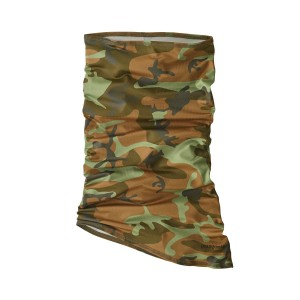 Bandana Multifunctionala Patagonia Sun Mask Forest Camo / Ash Tan (Multicolor)