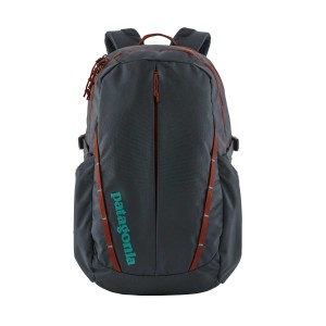 Rucsac Patagonia Refugio Pack 28L Smolder Blue Roots Red (Antracit)