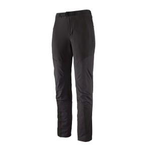 Pantaloni Drumetie Femei Patagonia Altvia Alpine Pants Negru