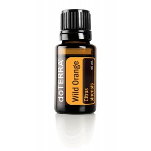 doTERRA Ulei Esential Wild Orange 15ml