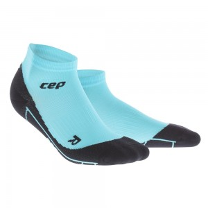 Sosete Alergare CEP Dynamic+ Run Low-Cut W Bleu