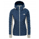 Geaca Femei Hiking The North Face Thermoball Hybrid Gordon Lyons Hoodie Bleumarin