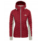 Geaca Femei Hiking The North Face Thermoball Hybrid Gordon Lyons Hoodie Rosu