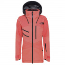 Geaca Ski Femei The North Face Vapor Brigandine Jkt R Orng/We Black (Portocaliu)