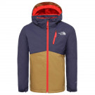 Geaca Ski Copii The North Face Youth Snowdrift Insulated Jkt British Khaki (Maro)