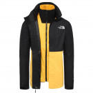 Geaca Drumetie Barbati The North Face Kabru Triclimate Tnf Yellow/Tnf Black (Galben)