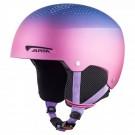 Casca Ski Si Snowboard Copii Alpina Zupo Flip-Flop/Purple Matt Mov