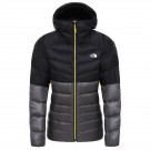 Geaca Puf Drumetie Femei The North Face Impendor Down Pro Vanadis Grey/Tnf Black (Gri)
