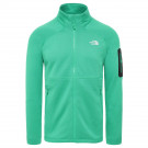 Polar Drumetie Barbati The North Face Impendor Power Dry Jkt Spectral Green (Verde)
