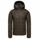 Geaca Drumetie Barbati The North Face Thermoball Eco Hoodie New Taupe Green (Kaki)