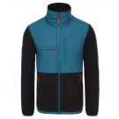 Polar Barbati The North Face Denali Fleece Blue Coral/Tnf Black (Albastru)